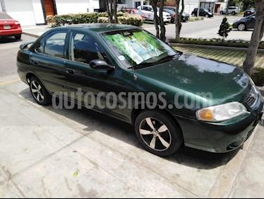 Nissan Sentra 1.8 usado (2002) color Verde precio u$s6,000