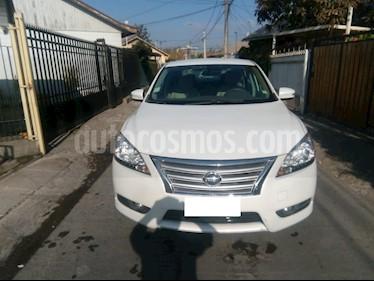 Nissan Sentra 1.8L Advance usado (2015) color Blanco precio $7.500.000