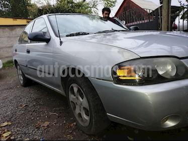 Nissan Sentra 1.8L Sense usado (2005) color Plata precio $3.000.000