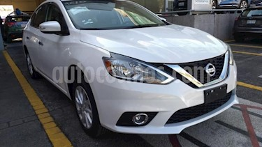 foto Nissan Sentra 4p Advance L4/1.8 Aut usado (2018) color Blanco precio $255,000