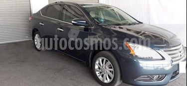 Foto Nissan Sentra 4p Advance L4/1.8 Aut usado (2013) color Azul precio $132,000