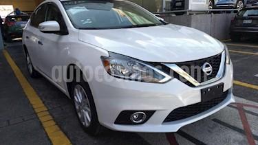 Nissan Sentra 4p Advance L4/1.8 Aut usado (2018) color Blanco precio $235,000