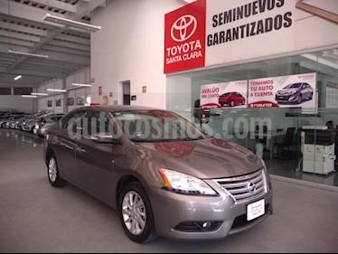 foto Nissan Sentra 4p Advance L4/1.8 Aut usado (2015) precio $168,000