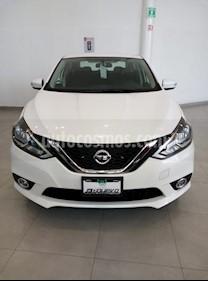 Foto venta Auto usado Nissan Sentra 4p Advance L4/1.8 Man (2018) color Blanco precio $265,000