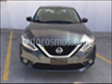 Foto venta Auto usado Nissan Sentra 4P ADVANCE L4/1.8 MAN (2017) color Azul Marino precio $225,000