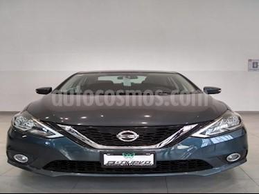 Foto venta Auto usado Nissan Sentra 4p Advance L4/1.8 Man (2017) color Azul precio $220,000