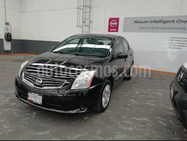 Foto venta Auto usado Nissan Sentra 4p Custom L4 2L 140 CP CVT (2010) color Negro precio $99,900