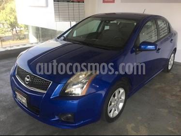 Foto venta Auto usado Nissan Sentra 4p Sport Road L4 2L 140 CP CVT (2010) color Azul precio $95,000