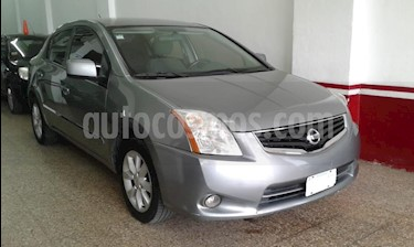 Foto venta Auto usado Nissan Sentra Acenta CVT (2011) color Gris Claro precio $290.000