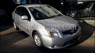 Foto venta Auto usado Nissan Sentra Acenta CVT (2011) color Gris Claro precio $180.000
