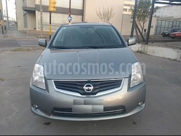Foto venta Auto usado Nissan Sentra Acenta CVT (2011) color Gris Oscuro precio $295.000