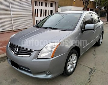 Nissan Sentra Acenta CVT usado (2011) color Gris Claro precio $270.000
