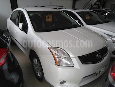 Foto venta Auto usado Nissan Sentra Acenta CVT (2012) color Blanco precio $250.000