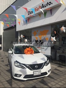 Foto venta Auto usado Nissan Sentra Advance Aut (2018) color Blanco precio $245,000