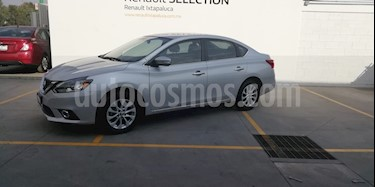 Foto venta Auto usado Nissan Sentra Advance Aut (2018) color Plata Iridio precio $250,000