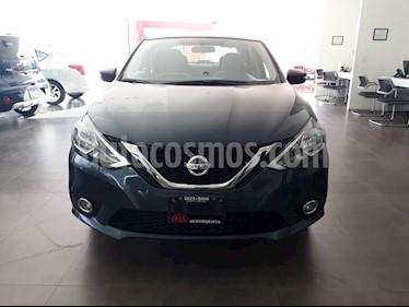 Foto venta Auto Seminuevo Nissan Sentra Advance Aut (2017) color Azul precio $225,000