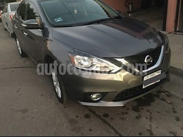 Nissan Sentra Advance Aut usado (2017) color Acero precio $215,000
