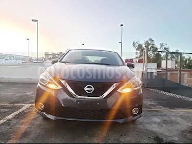 Nissan Sentra Advance Aut usado (2017) color Azul precio $219,000