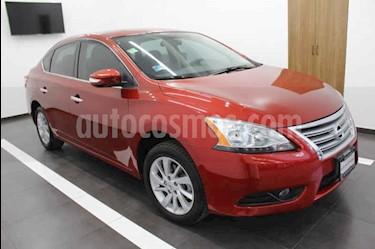 Foto venta Auto usado Nissan Sentra Advance Aut (2016) color Rojo precio $210,000