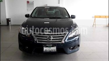 Foto venta Auto usado Nissan Sentra Advance Aut (2013) color Azul precio $159,999
