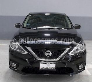 Foto venta Auto usado Nissan Sentra Advance Aut (2017) color Negro precio $230,000