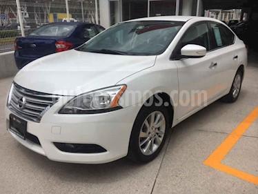 Foto venta Auto usado Nissan Sentra Advance Aut (2016) color Blanco precio $185,000