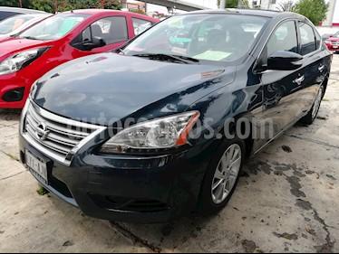 Foto venta Auto usado Nissan Sentra Advance Aut (2013) color Gris precio $137,500