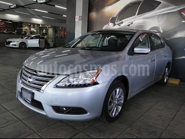 Foto venta Auto usado Nissan Sentra Advance Aut (2018) color Plata precio $180,000