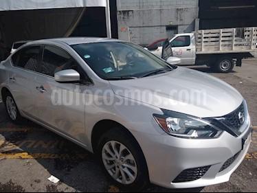 Foto venta Auto Seminuevo Nissan Sentra Advance Aut (2017) color Plata precio $245,000