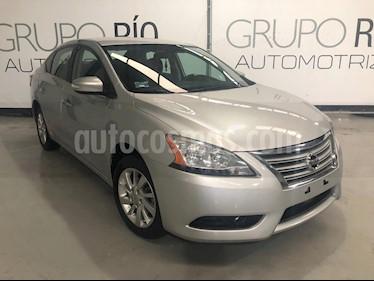 Foto venta Auto usado Nissan Sentra Advance Aut (2013) color Plata precio $149,800