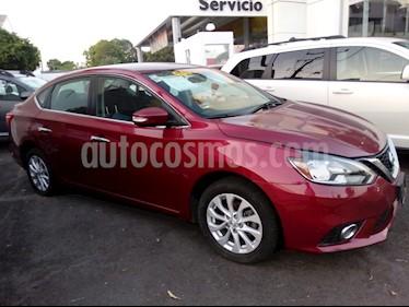 Foto venta Auto usado Nissan Sentra Advance Aut (2017) color Rojo precio $216,000