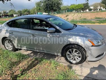 Nissan Sentra Advance Aut usado (2016) color Plata precio $149,000