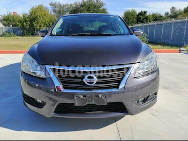 Foto Nissan Sentra Advance Aut usado (2015) color Hierro Encendido precio $149,000