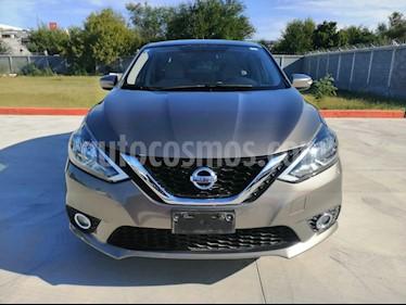 Foto Nissan Sentra Advance Aut usado (2017) color Bronce precio $210,000