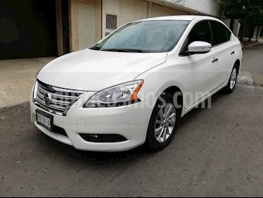 foto Nissan Sentra Advance Aut usado (2016) color Blanco precio $169,000