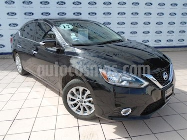 Foto venta Auto usado Nissan Sentra Advance CVT (2017) color Negro precio $225,000