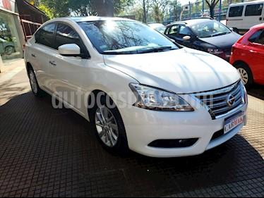 Foto venta Auto usado Nissan Sentra Advance Pure Drive (2014) color Blanco precio $489.990