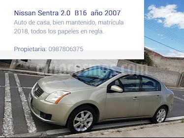 Foto venta Auto usado Nissan Sentra Advance (2007) color Marron precio u$s11.000