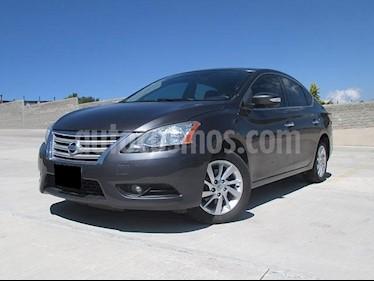 Foto venta Auto usado Nissan Sentra Advance (2015) color Hierro Encendido precio $178,000
