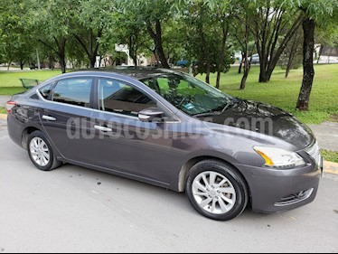Nissan Sentra Advance usado (2013) color Gris Oxford precio $133,800