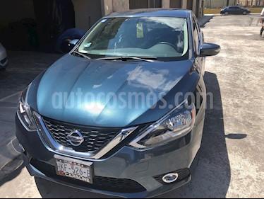 Nissan Sentra Advance usado (2018) color Verde precio $239,000