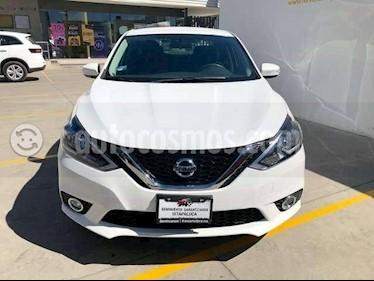 Foto venta Auto usado Nissan Sentra Advance (2017) color Blanco precio $215,000