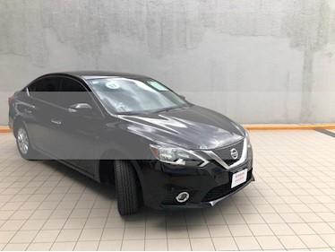 Foto venta Auto usado Nissan Sentra Advance (2017) color Negro precio $225,000