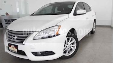 Foto venta Auto usado Nissan Sentra Advance (2016) color Blanco precio $198,000