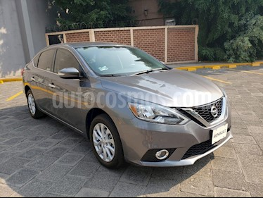 Foto venta Auto usado Nissan Sentra Advance (2017) color Gris precio $205,000