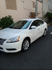 Nissan Sentra Advance usado (2015) color Blanco Perla precio $143,000