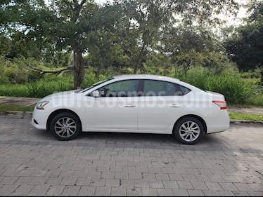 Foto Nissan Sentra Advance usado (2014) color Blanco Perla precio $160,000