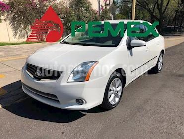 Foto venta Auto usado Nissan Sentra Advance (2012) color Blanco Perla precio $67,000