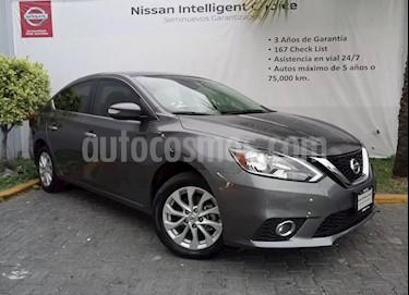 Foto venta Auto usado Nissan Sentra Advance (2018) color Gris precio $259,000