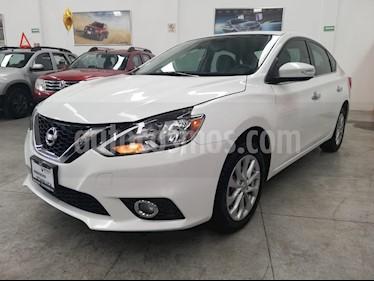 Foto venta Auto usado Nissan Sentra Advance (2017) color Blanco precio $200,000